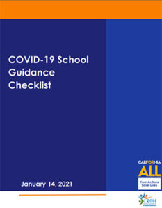 COVID checklist cover image