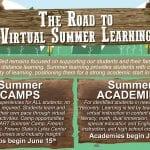 Virtual Summer Learning