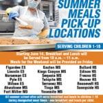 Free Summer Meals Program