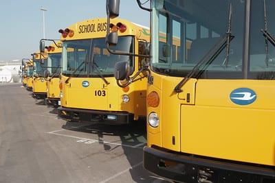 FUSD Busses