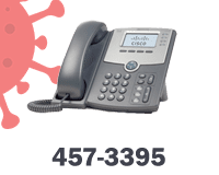 Phone 457-3395