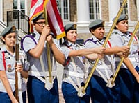 Fresno High ROTC