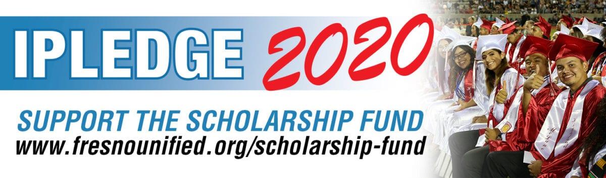 iPledge 2020 banner