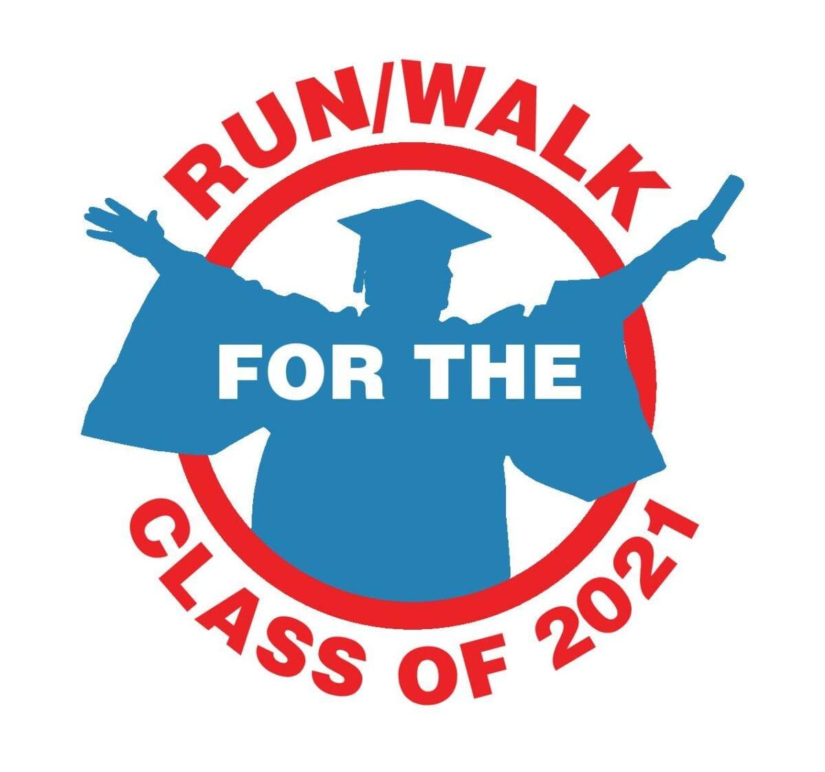 IPledge Run/Walk logo