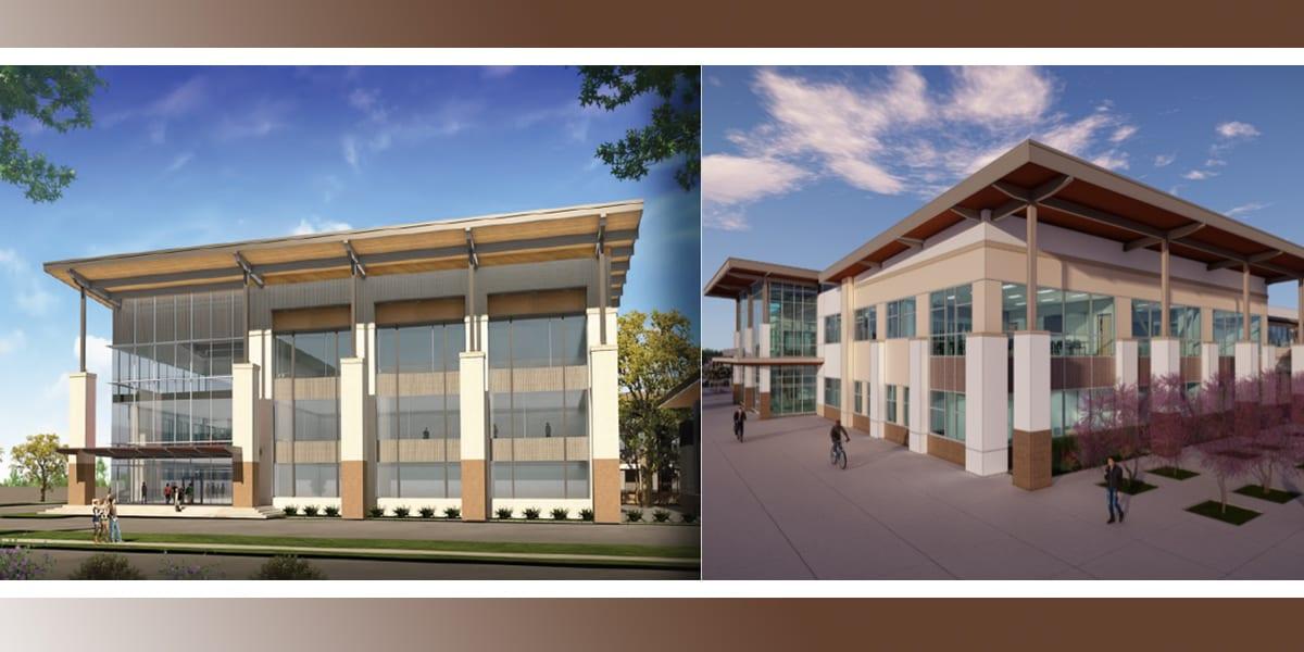 Rendering of Alt Ed campus